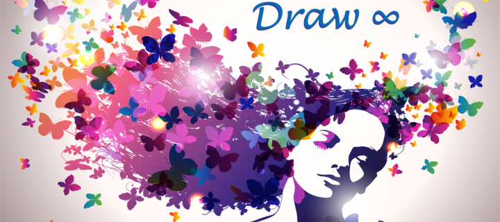 Draw ∞